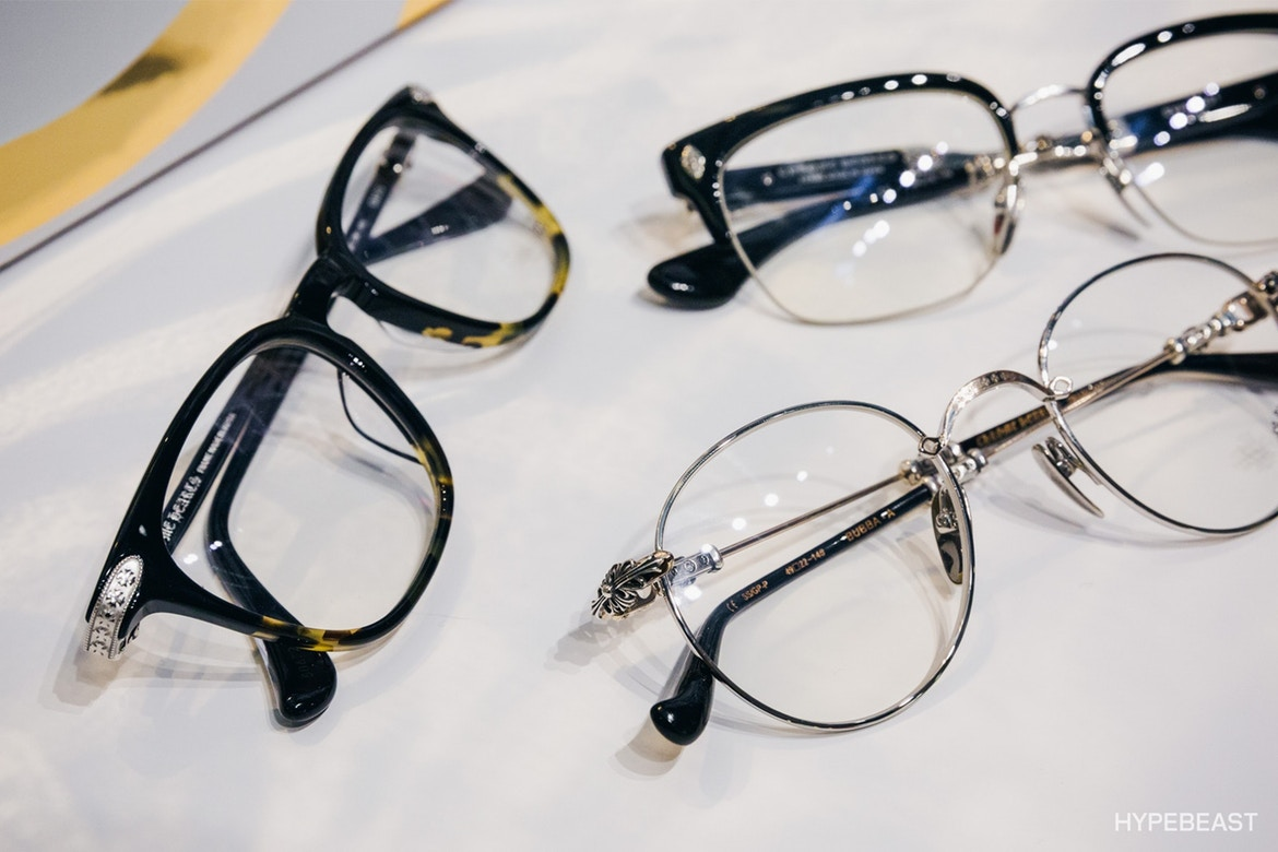 Chrome Hearts Eyeglasses Collection For Fall Winter 2017