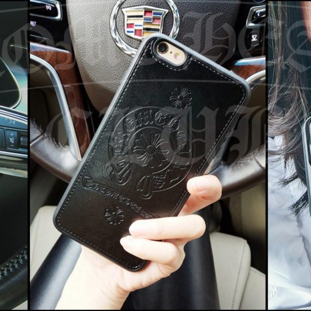 Chrome Hearts iPhone Case